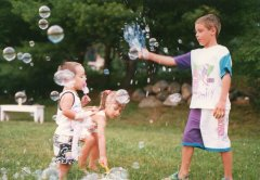 Bubbles kids